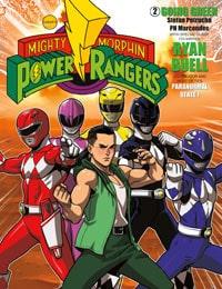 Mighty Morphin Power Rangers: Going Green