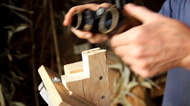 Binocular collimation for WW2 Binoculars