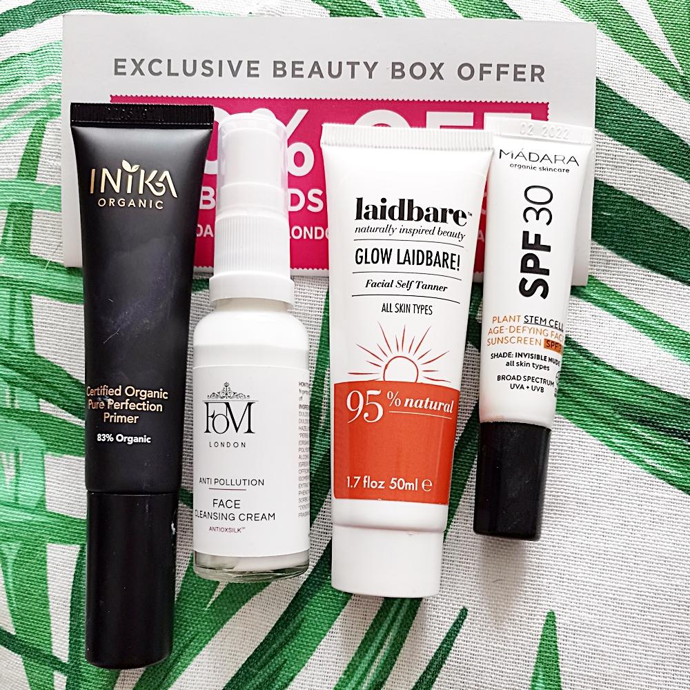 LoveLula, Beauty Box, BlondeMale Blog,