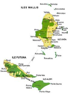 Ilhas Wallis e Futuna - França