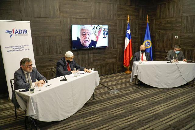 Gran Logia de Chile & ADIR
