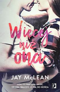 Więcej niż ona - Jay McLean