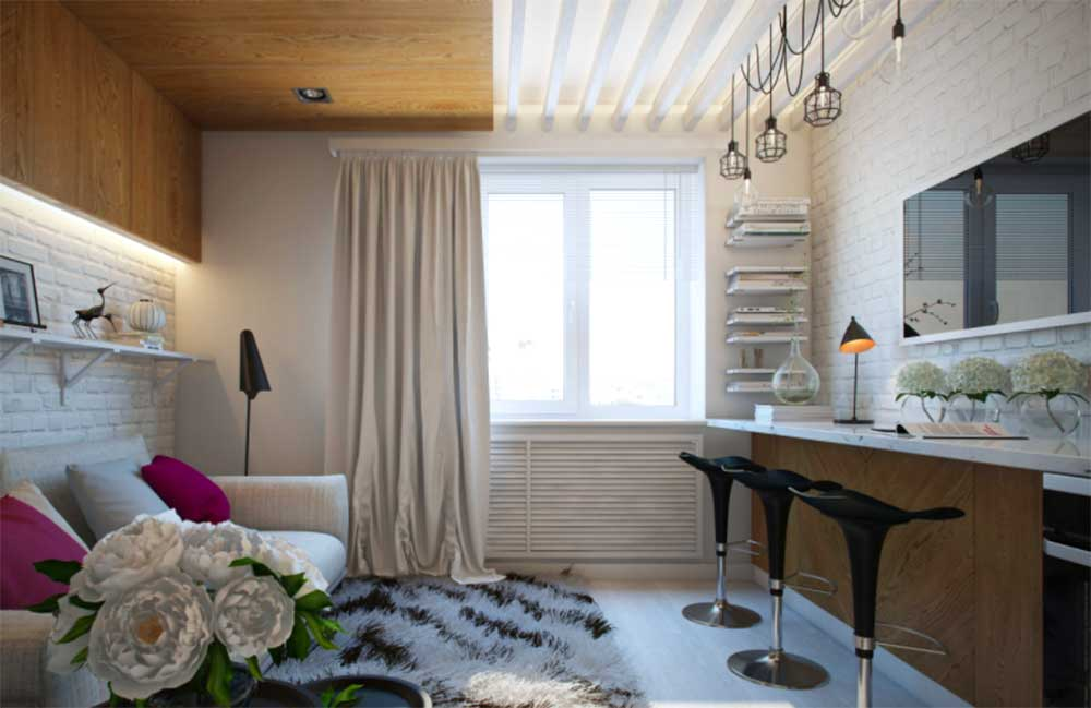 Decoration Recommendations for a Tiny Studio Apartment - My ...