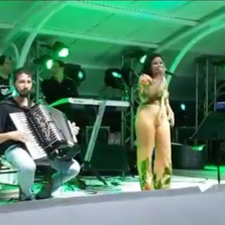 Cantora  guarabirense Maria Almeida vem se destacando ao longo dos tempos e é uma grande promessa para a musica