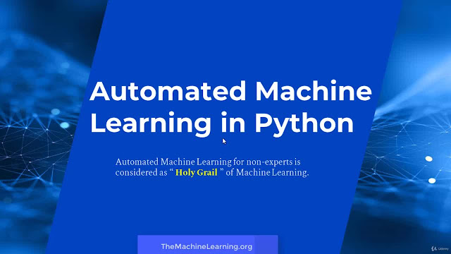 Automated Machine Learning With Python