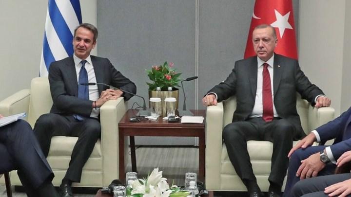 Μήνυμα Μητσοτάκη στην Τουρκία: Συμφωνία ή προσφυγή στη Χάγη