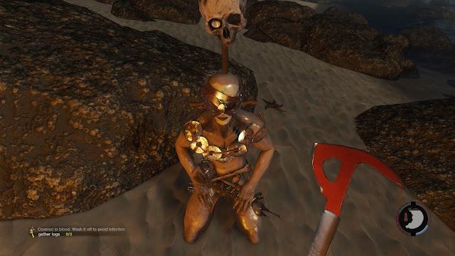 Kneeling mutant
