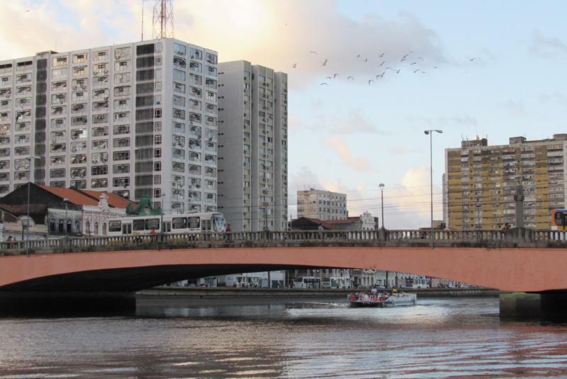 O que fazer em Recife: passeio de barco