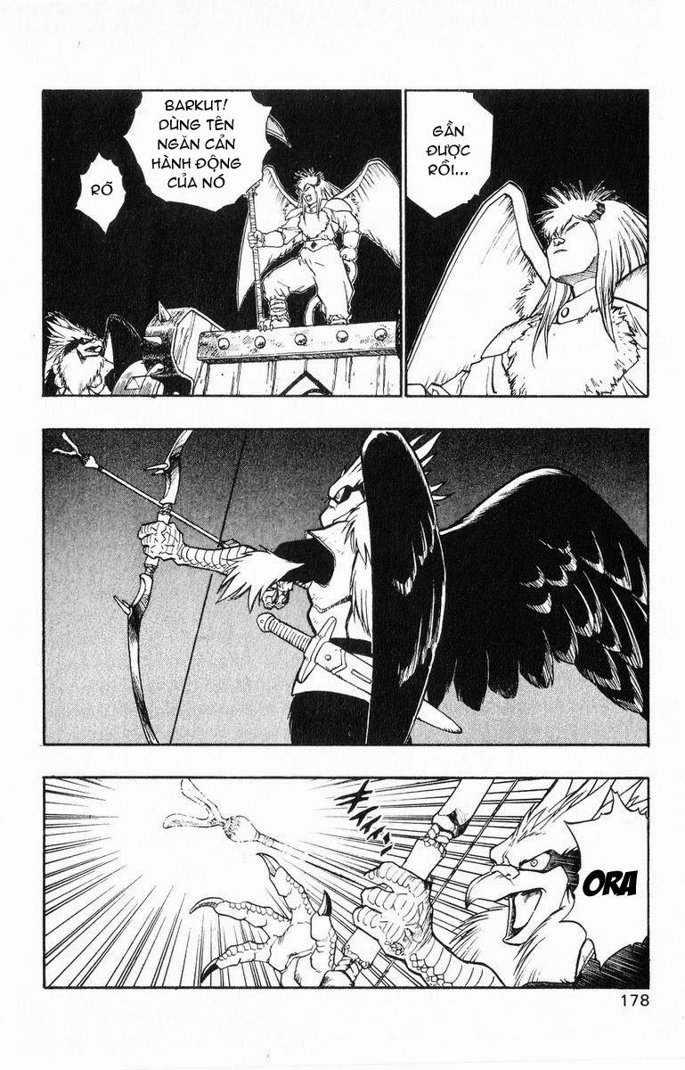Dragon Quest: Emblem of Roto chapter 25 trang 64