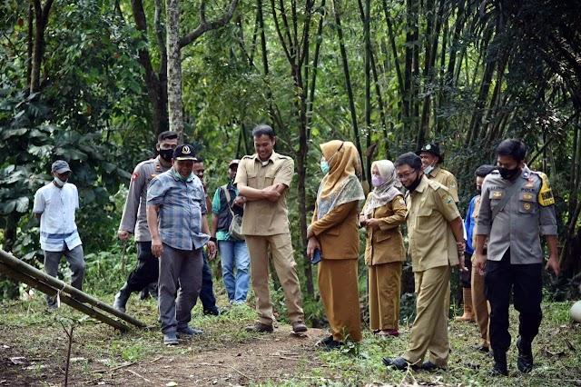 Komisi IV DPRD Jabar Minta Irigasi di Wilayah UPTD Cimanuk-Cisanggarung Segara Diperbaiki