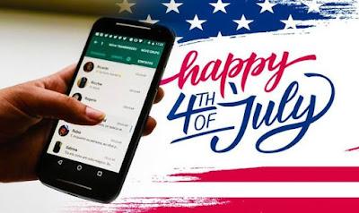 4th of July Whatsapp Status 2020