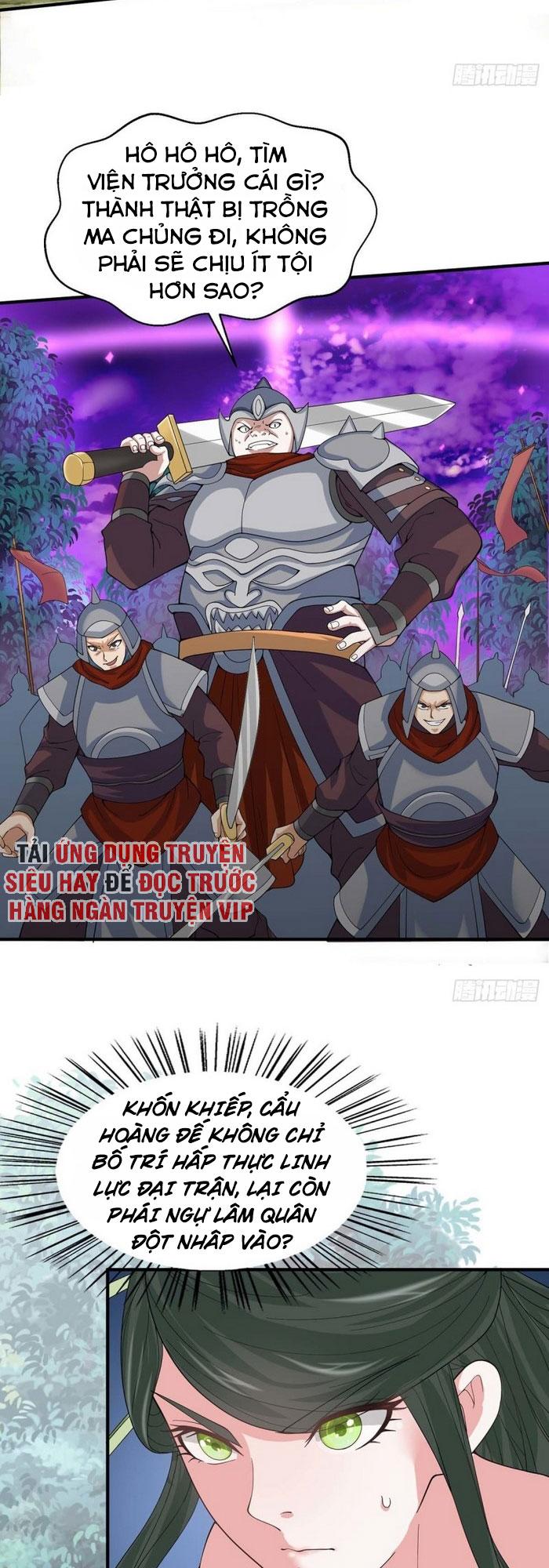 Tiên Đế Qui Lai chap 127 - Trang 22