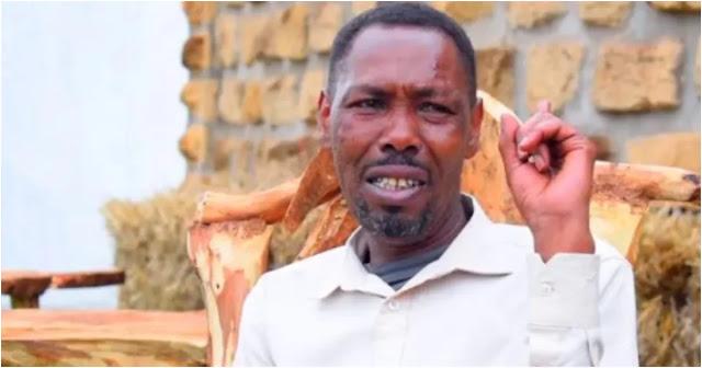 Ex-Tahidi High actor Peter Kinuthia photo