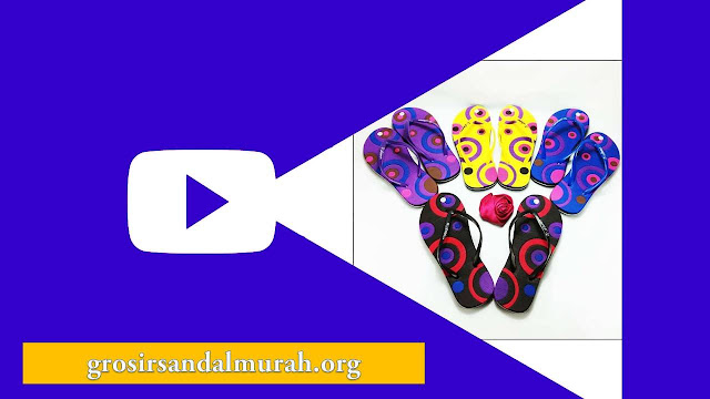grosirsandalmurah.org - Sandal Wanita - Sandal AB Cewe Simplek