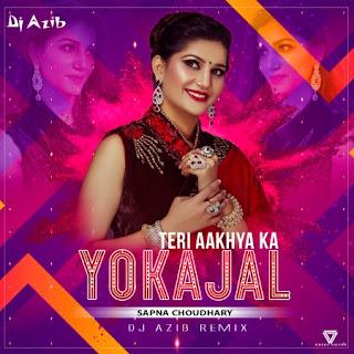 Teri Aakhya Ka Yo Kajal (Remix) - Dj Azib [NewDjsWorld.Com]