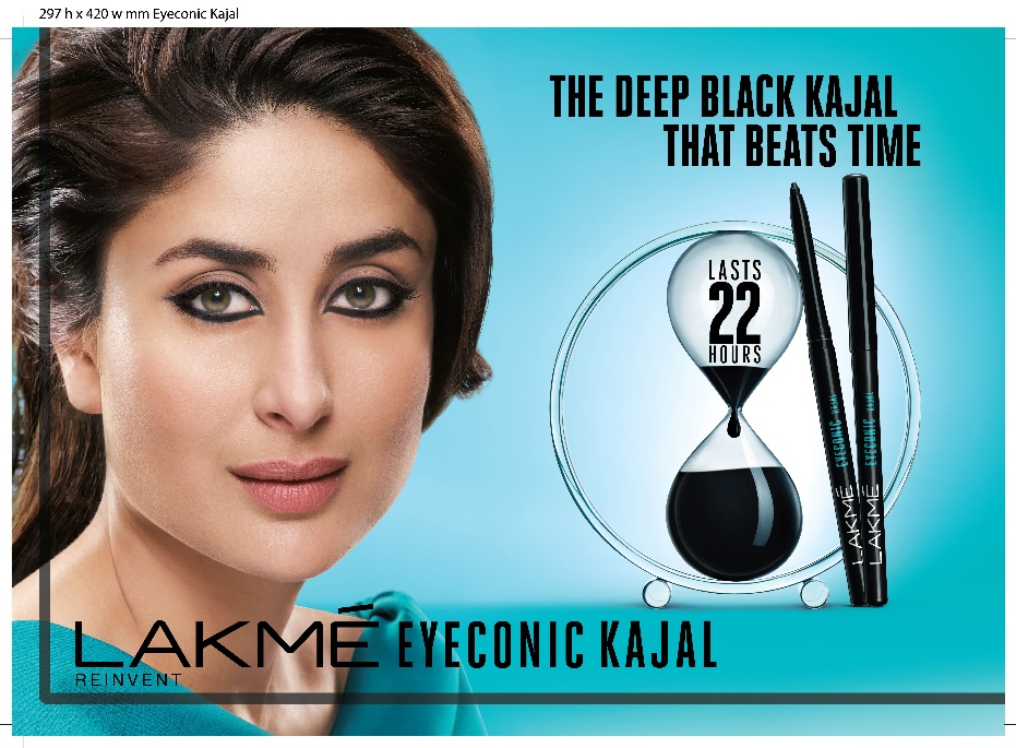 new lakme eyeconic kajal