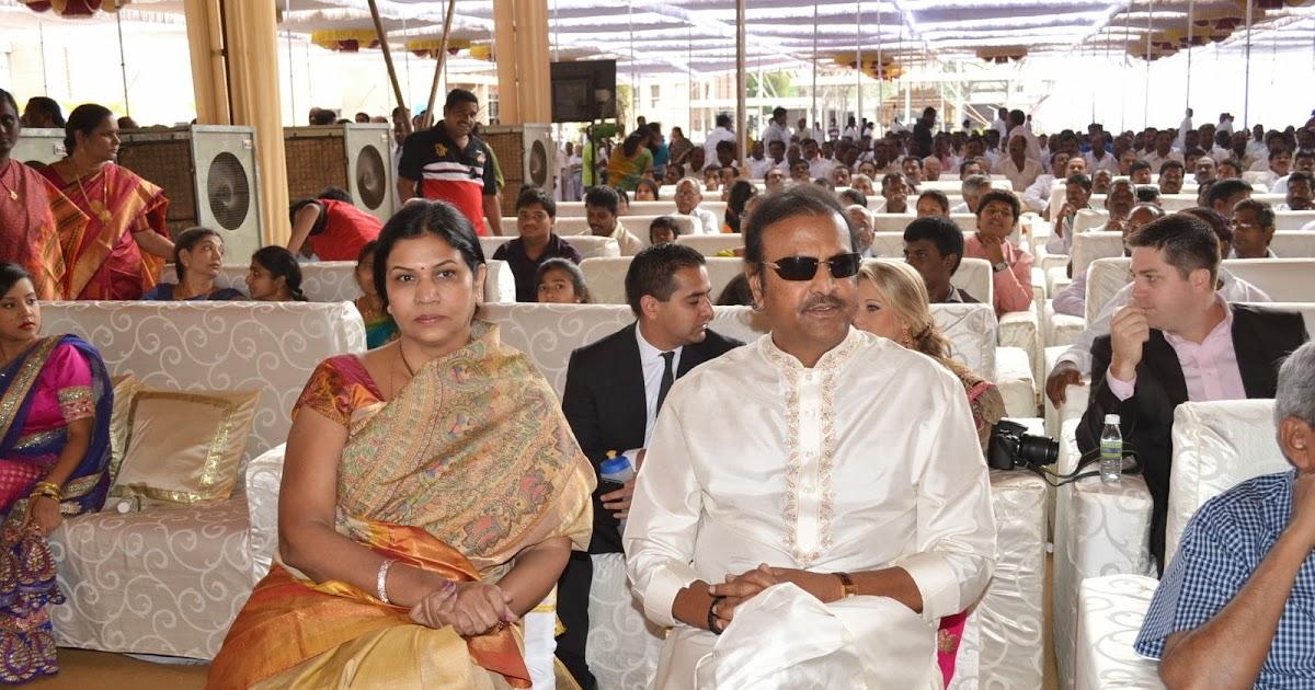Sabitha Indra Reddy Son Kaushik Magnificient Wedding Indian Celebrity Events