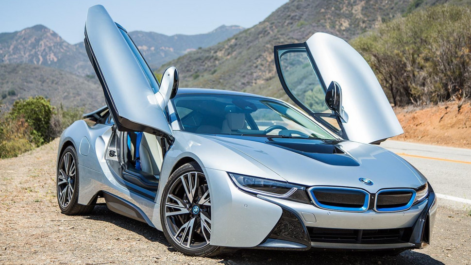 2023 BMW I8 To Double Power 750hp Torque Vectoring