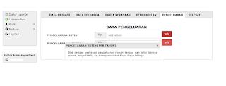 Data Pengeluaran Siharka