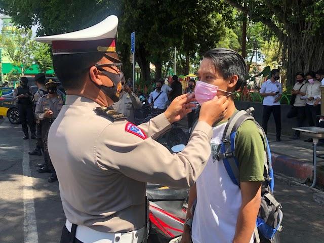 Tekan Penyebaran Covid-19,Polres Nganjuk Bersama TNI dan Pemerintah Daerah Adakan Operasi Yustisi Mulai Hari Ini