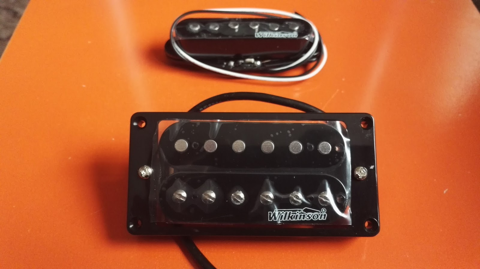 Wilkinson Humbucker Pickups Wiring Trusted Diagram Pickup Vintage 60s Mwvs And Hot Mwhb Review Lindy Fralin