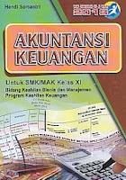 Akuntansi Keuangan Kurikulum 2013 Untuk Smk Mak Kelas Xi Hendi Somantri Ajibayustore