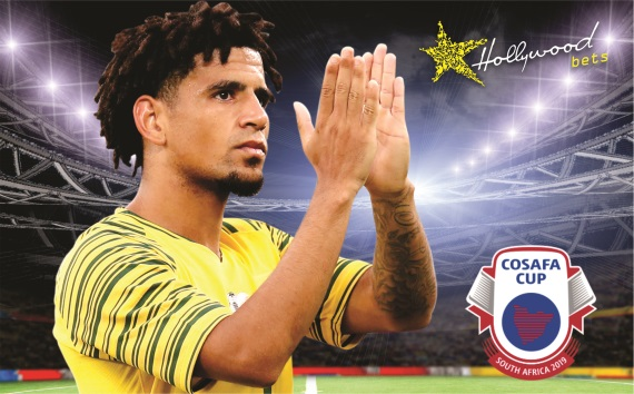 Keagan Dolly of South Africa