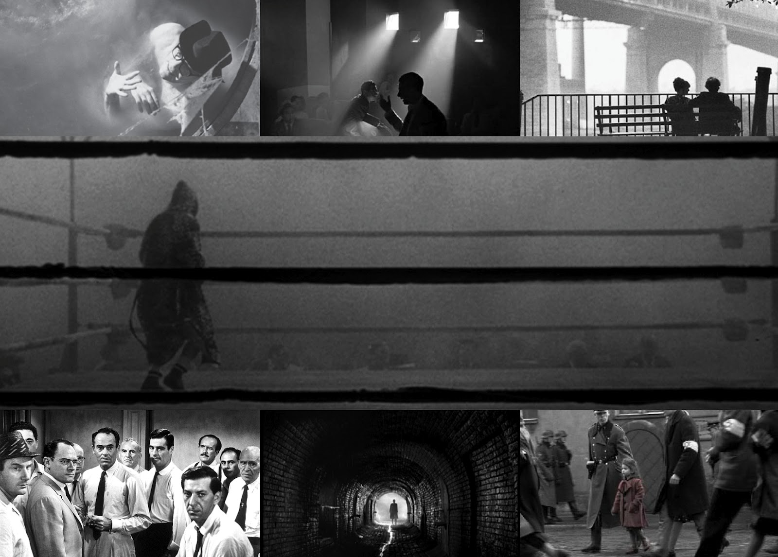 The best looking films of all time bw