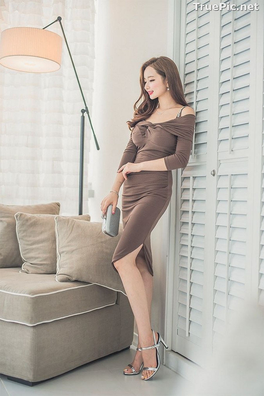 Image Lee Yeon Jeong – Indoor Photoshoot Collection – Korean fashion model – Part 18 - TruePic.net - Picture-8