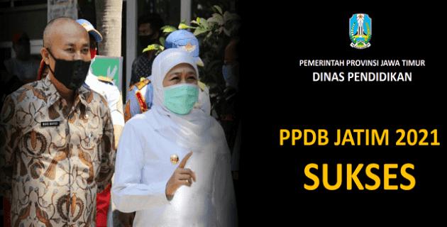 Juknis PPDB Jawa Timur 2021/2022
