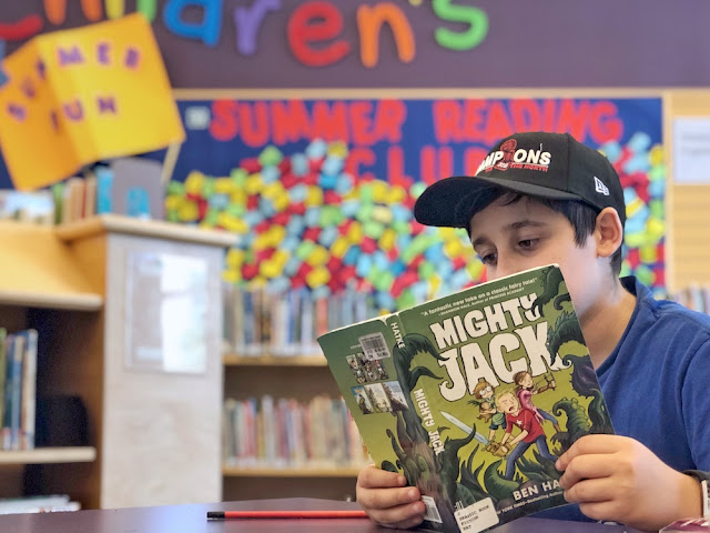 TD Summer Reading Club - Toronto Public Library