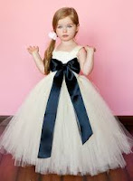 designer long girls tutu