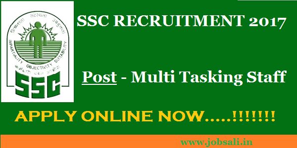 SSC MTS Online application form, SSC Notification, SSC MTS Exam Date