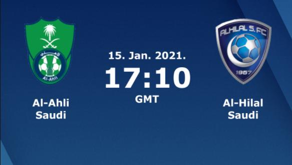 بث مباشر مباراة الاهلي السعودي والهلال