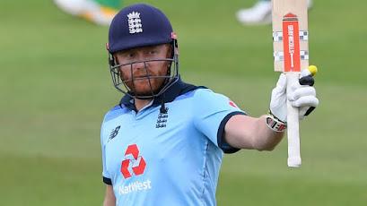 Johnny Bairstow, England batsman