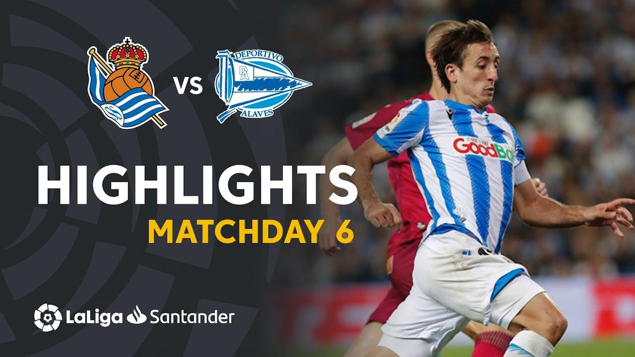 أخبار حول مباراة ديبورتيفو ألافيس وريال سوسيداد بث مباشر بتاريخ 18-06-2020 في الدوري الاسباني