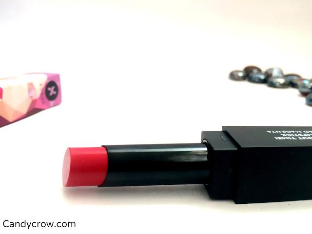SUGAR Vivid Lipstick: Mad Magenta Review