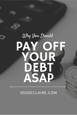 Why You Should Pay Off Your Debt ASAP