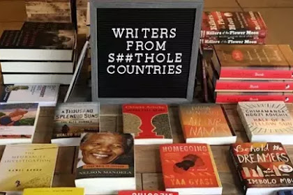 Unique Response Bookstore Top Speech Country 'Trap Dubur' Trump