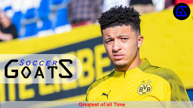 Dortmund expecting £108million bid for Jadon Sancho by Man Utd in the coming weeks.