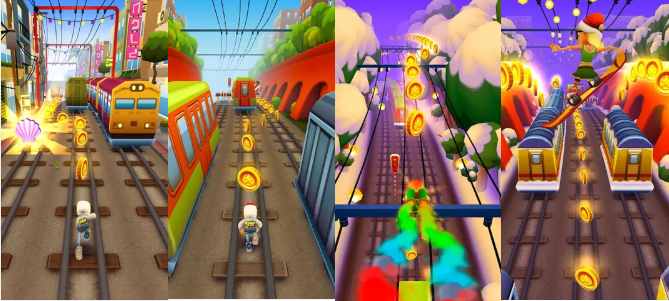 subway surfers games for pc free download