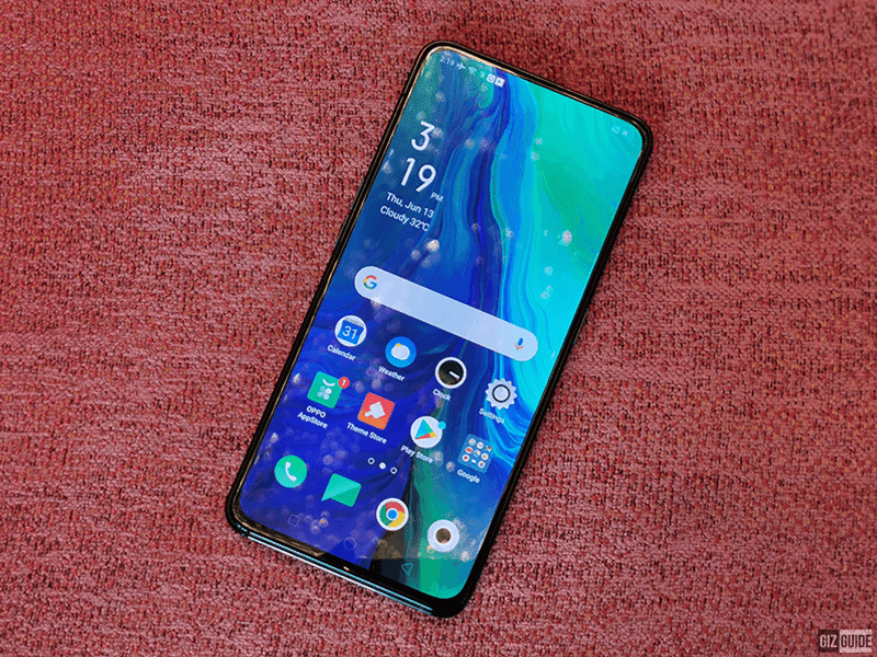 Full screen with no notch!