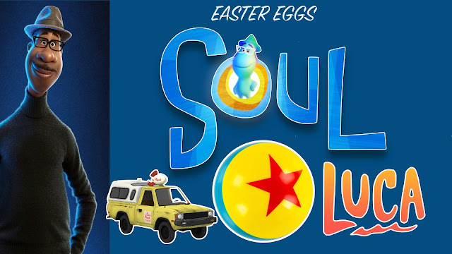 Pixar Soul Easter eggs