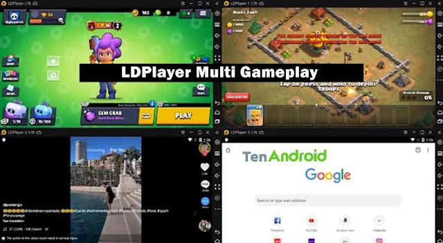 LD player screenshot