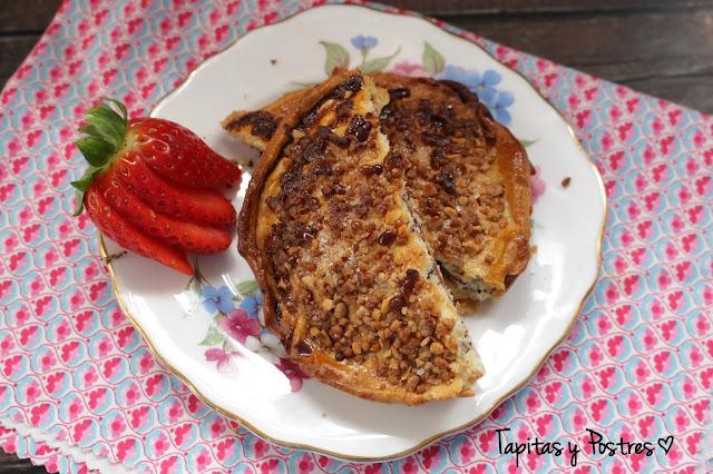 Tartaletas De Nocilla Y Almendritas