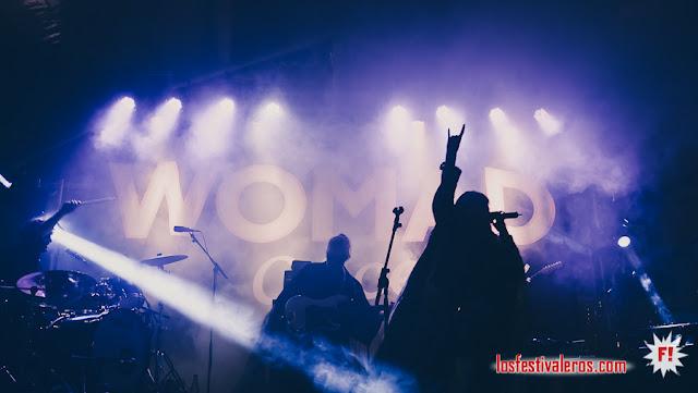 WOMAD FESTIVAL 2019, CÁCERES  / Gaye Su Akyol