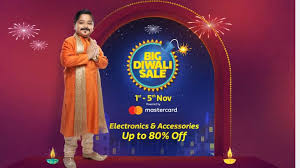 Flipkart Big Diwali Sale Since November 1, be ready for these offers.