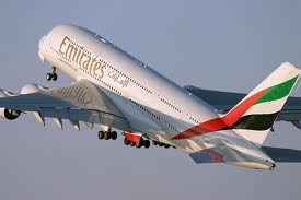 Como é Voar de Emirates Airways