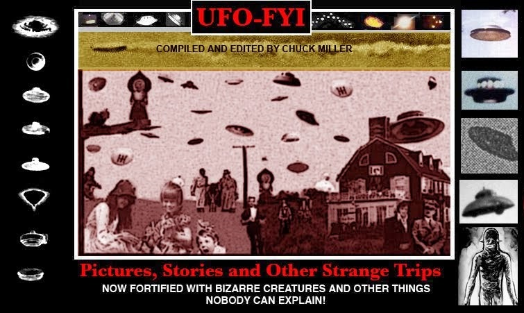UFO FYI: UFOs One Year at a Time: 1997- The Phoenix Lights