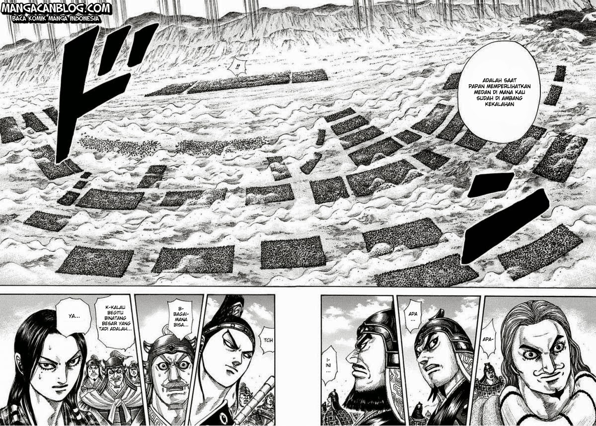 Kingdom Chapter 297